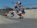 Frontside Kickflip