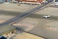 Gibraltar Runway With X-street