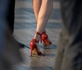 Red shoes-1