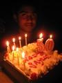 50th Bday cake
