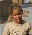 Girl from Ahlat, Lake Van, East Turkey