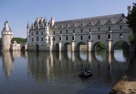 Château-de-chenonceau