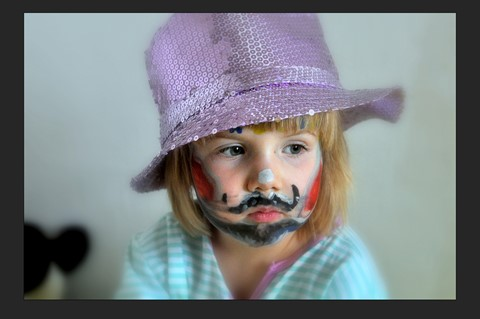 My daugther as a pirate