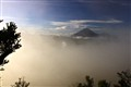 Mt Semeru in the morning