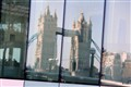 Reflections of Tower Bridge