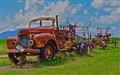 Rusty Truck Giru QLD Australia