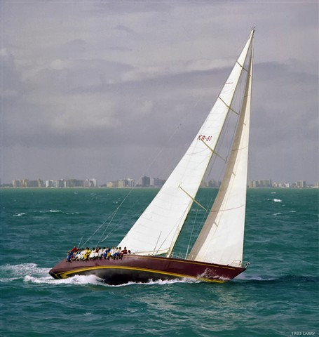 Condor, Miami to Nassau Race, SORC