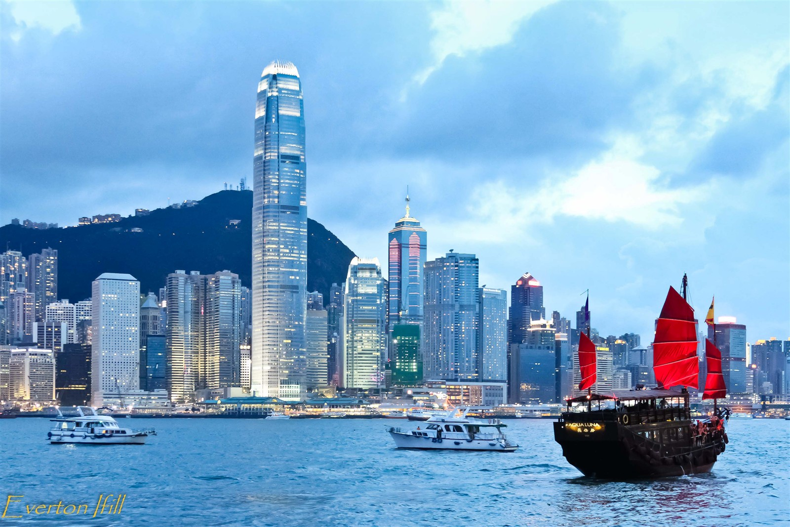 Hong Kong Landscape 30 Holdershill Galleries Digital