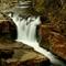 Mark Creek Falls Oct