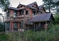 Old building of British era in Shimla,India
