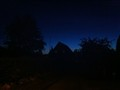 Nighttime in Denmark