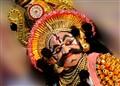 Yakshagana Makeup