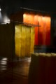 Homage to the German architect of light Ingo Maurer. Taken at an exhibition in Munich.