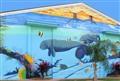 Florida Manatee Mural