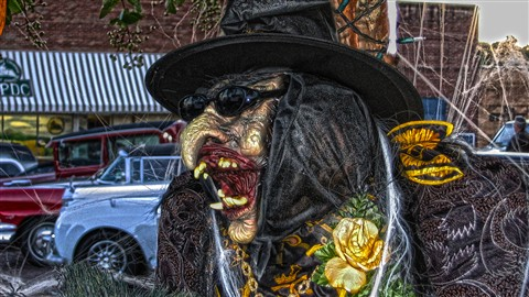 Witch 16x9 HDR