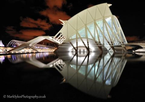 Príncipe Felipe Science Museum - Valencia