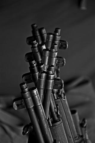 Garand rifles 3
