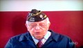 Reaching 94 years of age this year, a veteran of the US invasion of Okinawa reminisces about kamikazes on TV.