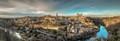 Toledo in the Winter