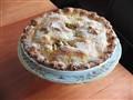 Fuji Apple Pie-American