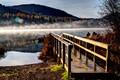 Misty Lake HDR s