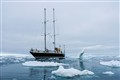 Sailing Arctic Sea