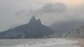 Foggy day at Rio de Janeiro