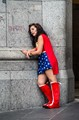 Even Wonder Woman gets the blues