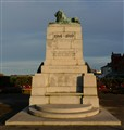 First World War Cenotaph