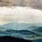 Storm Clouds and Sunshine over the Carinthian Alps #2