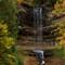 Munising falls,MI