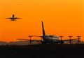 Taking off and waiting to take off into Sunset YVR