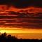 copper harbor sky sunset