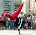 Break Dancer NYC