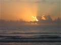 Stradbroke Island sun up