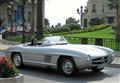 Lisa Bonet in Monaco