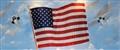 Warner Robins, GA Air Museum Flag