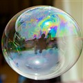 bubble & (me)