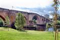 La Ponte Vella, Ourense, Spain