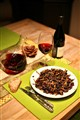 Chanterelles, pinot noir, what else ?