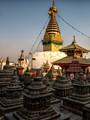Swayambhunath - The monkey temple