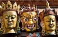 Masks in Kathmandu