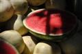 watermelon in Santiago