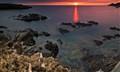 Sardinian sunset 1