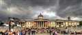 National Gallery at Trafalgar Square, London