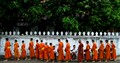 Lao Monks