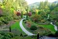 Buschart Gardens, Vancouver Island, BC