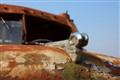 old Ram van