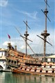 Old Italian Warship- Genoa