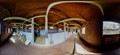 360 panorama of horse barn museum in MD.